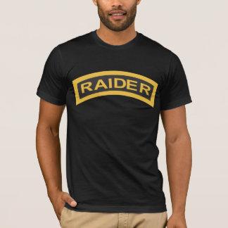 Camiseta T-shirt da aba do incursor