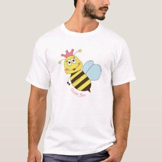 Camiseta T-shirt da abelha de rainha