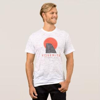 Camiseta T-shirt da abóbada do parque nacional de Yosemite