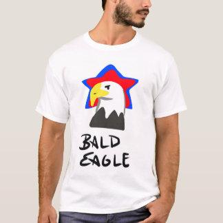 Camiseta T-shirt da águia americana