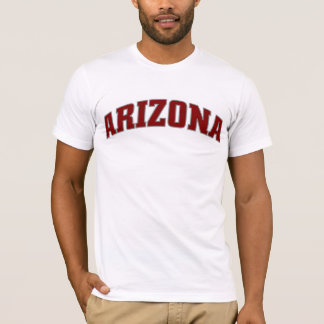 Camiseta T-shirt da arizona