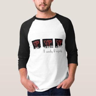 Camiseta T-shirt da arquitectura da cidade 1