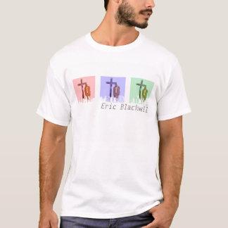 Camiseta T-shirt da arquitectura da cidade RBG 2