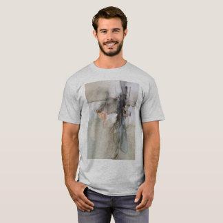 Camiseta T-shirt da arte de Abstact