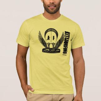Camiseta T-shirt da arte do desenho da tinta da caneta de