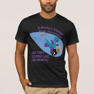 Camiseta T-shirt da associação do cavaleiro do misturador