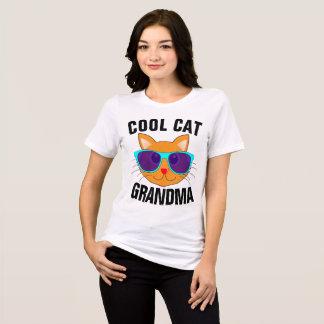 Camiseta T-shirt da AVÓ, CAT LEGAL