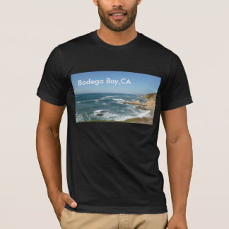 Camiseta T-shirt da baía da adega