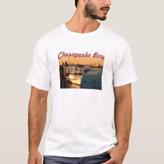 Camiseta T-shirt da baía de Chesapeake