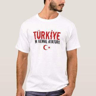 Camiseta T-shirt da baía de Turkiye