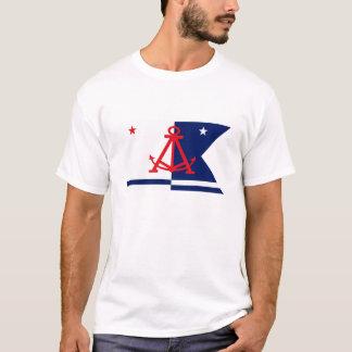 Camiseta T-shirt da bandeira de Alameda
