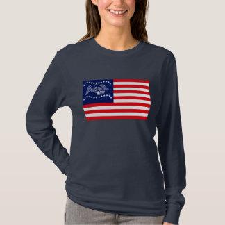 Camiseta T-shirt da bandeira de Fremont