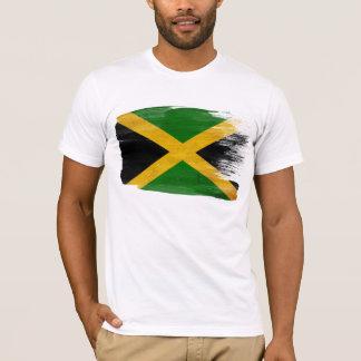 Camiseta T-shirt da bandeira de Jamaica