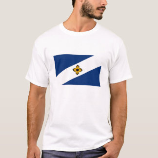 Camiseta T-shirt da bandeira de Madison
