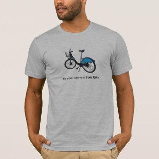 Camiseta T-shirt da bicicleta de Boris