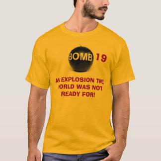 Camiseta T-shirt da BOMBA 19