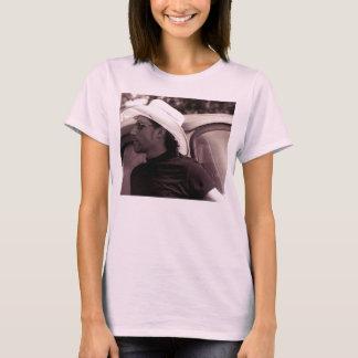 Camiseta T-shirt da boneca (cabida)
