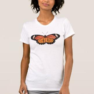 Camiseta T-shirt da borboleta de monarca