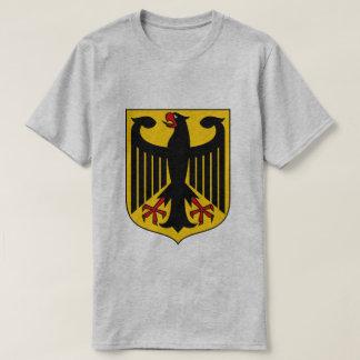 Camiseta T-shirt da brasão de Alemanha
