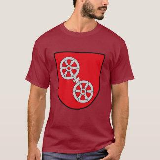 Camiseta T-shirt da brasão de Mainz