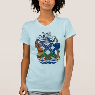 Camiseta T-shirt da brasão de Truro
