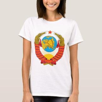 Camiseta T-shirt da brasão de URSS