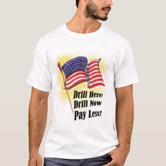 Camiseta T-shirt da broca