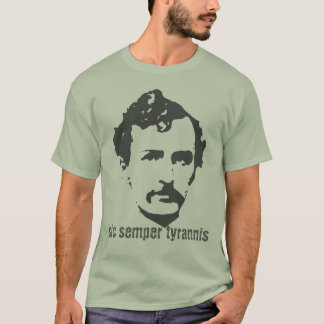 Camiseta T-shirt da cabine de JW