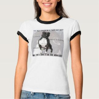 Camiseta T-shirt da campainha das mulheres da vitória