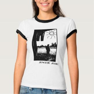 Camiseta T-shirt da campainha das senhoras