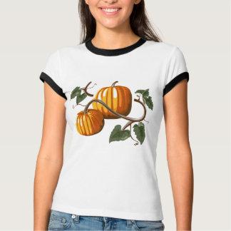 Camiseta T-shirt da campainha das senhoras da videira de