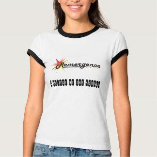 Camiseta T-shirt da campainha das senhoras - personalizado