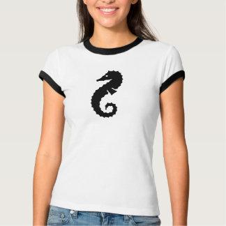 Camiseta T-shirt da campainha do cavalo marinho