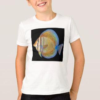 Camiseta T-shirt da campainha dos miúdos de Sailfin Tang