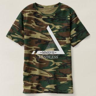 Camiseta T-shirt da camuflagem