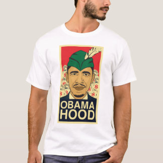 Camiseta T-shirt da capa de Obama