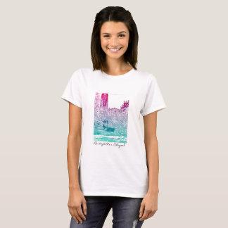 Camiseta T-shirt da capela de Rockefeller