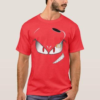 Camiseta T-shirt da cara do fantasma do filho do baby-boom