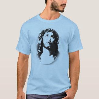 Camiseta T-shirt da cara do Jesus Cristo