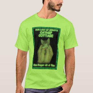 Camiseta T-shirt da casa de campo do Catnip
