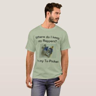 Camiseta T-shirt da chalaça do Turquia-Bolso