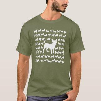 Camiseta T-shirt da chihuahua