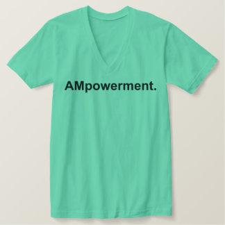 Camiseta T-shirt da concessão