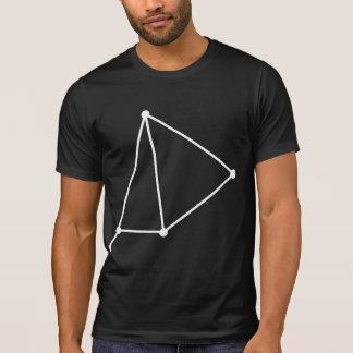 Camiseta T-shirt da constelação dos Vela