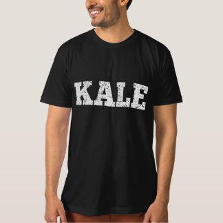 Camiseta T-shirt da couve dos homens