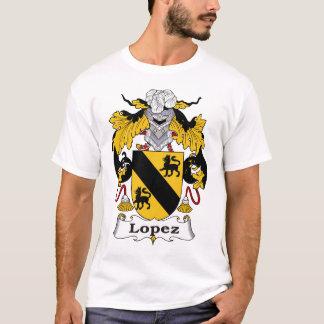 Camiseta T-shirt da crista de López
