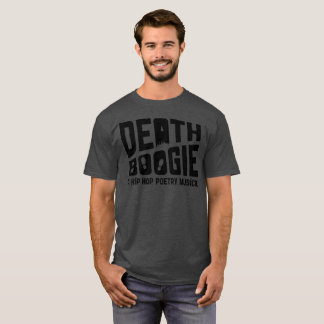Camiseta T-shirt da dança da morte (homens)