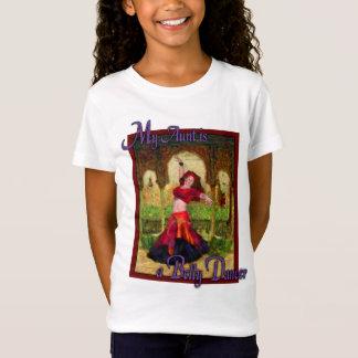 Camiseta T-shirt da dança do ventre - tia