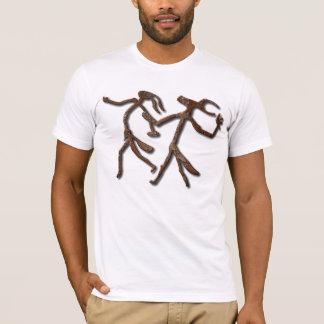 Camiseta T-shirt da Dança-oxidação dos feiticeiros