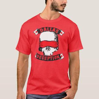 Camiseta T-shirt da decepção de Dallas